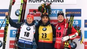 Biathlon: Fourcade sur sa lancée, Bjoerndalen sans doute hors-Jeux
