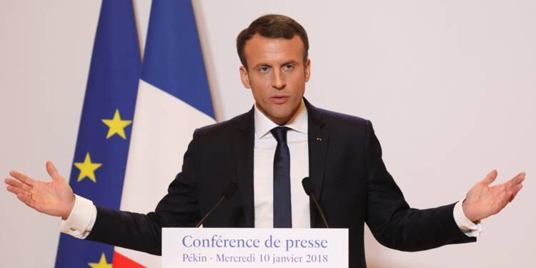 Macron quitte Pékin sur un appel aux Européens et une commande pour Airbus