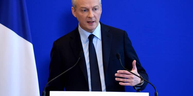 """Taxe d'habitation: Le Maire assure qu'il n'y aura """"pas de nouvel impôt pendant le quinquennat"""""""