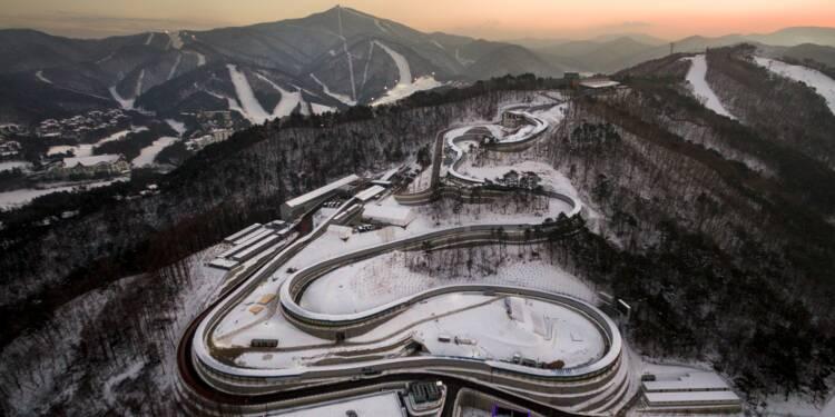 JO-2018: le ciel olympique s'éclaircit en Corée du Sud