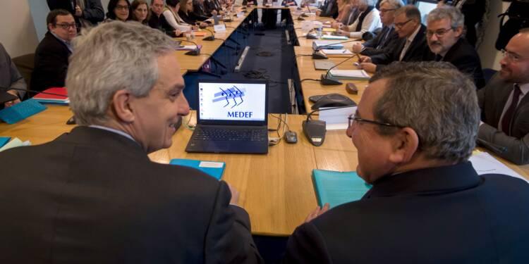 Formation et chômage: semaine décisive pour deux négociations enchevêtrées