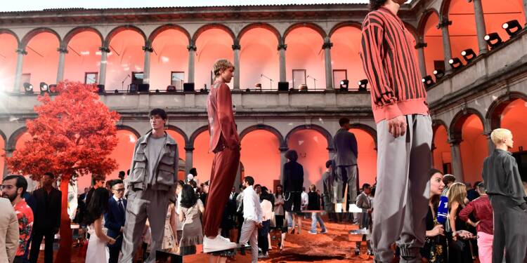 Mode masculine: Milan prend le relais de Londres... et Florence