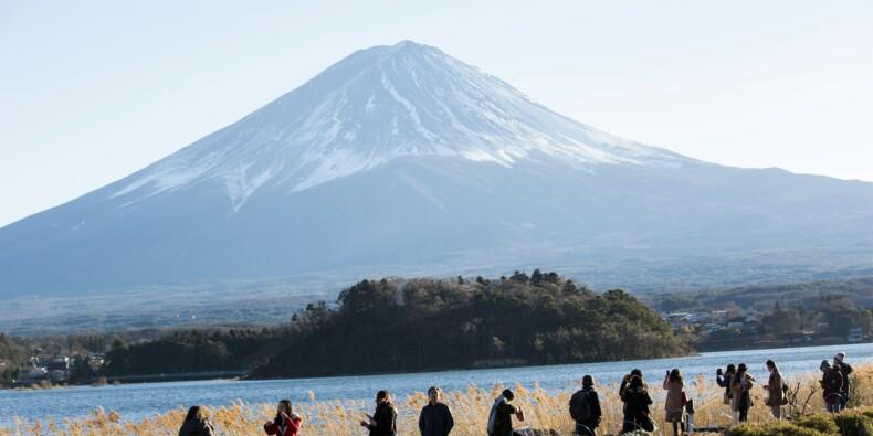 Japon: nouveau record de touristes en 2017, les JO en ligne de mire