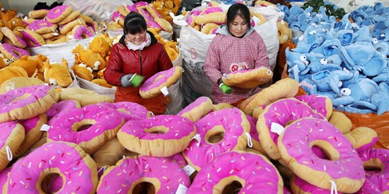 Chine: le commerce extérieur rebondit mais l'excédent avec les Etats-Unis s'aggrave
