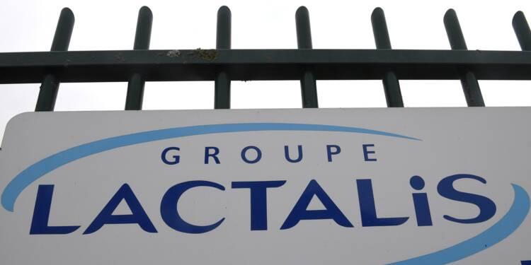 """Lait contaminé: Lactalis """"dément et condamne fermement"""" de nouvelles """"accusations sans fondement"""""""