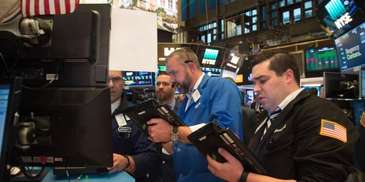 Wall Street, optimiste sur les résultats, termine à des records