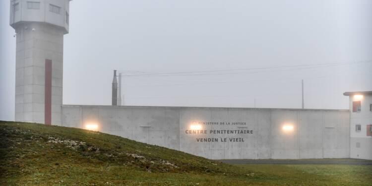"""Agression de surveillants par un détenu jihadiste: mobilisation """"importante"""" dans les prisons"""
