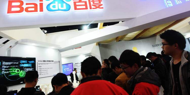 Protection des données: la Chine réprimande ses géants du web