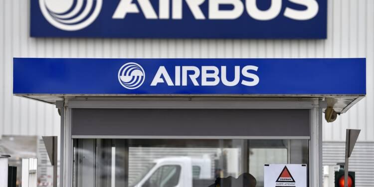 Airbus: 104 millions d'euros d'amende pour un litige concernant Matra à Taïwan en 1992