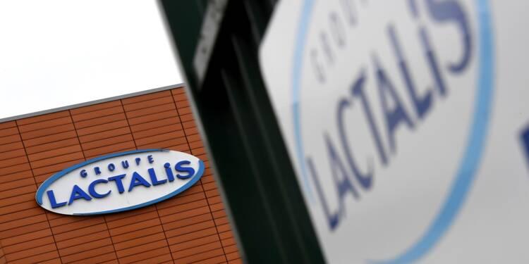 Lait contaminé pour bébé: Lactalis se défend, sans convaincre
