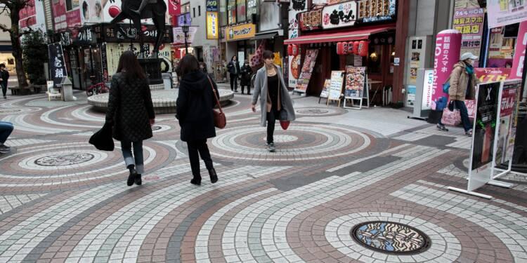 Au Japon, quand les plaques d'égout deviennent des oeuvres d'art