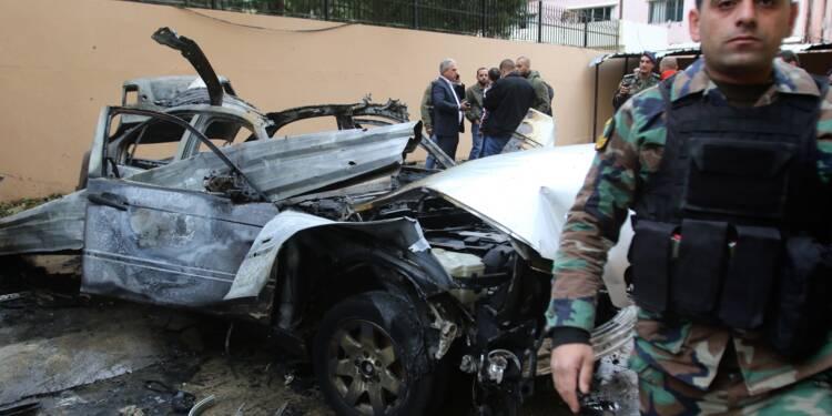Liban: un responsable du Hamas blessé dans un attentat à la voiture piégée