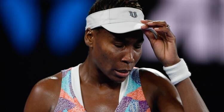 Open d'Australie: Venus Williams première éliminée de marque