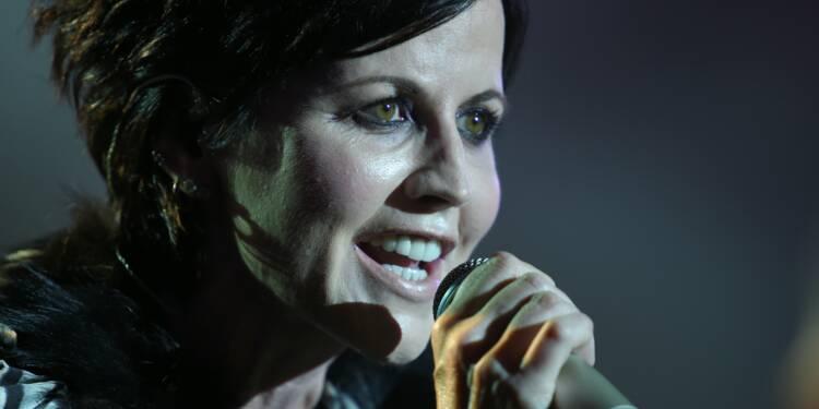 Décès de Dolores O'Riordan, chanteuse du groupe rock irlandais Cranberries