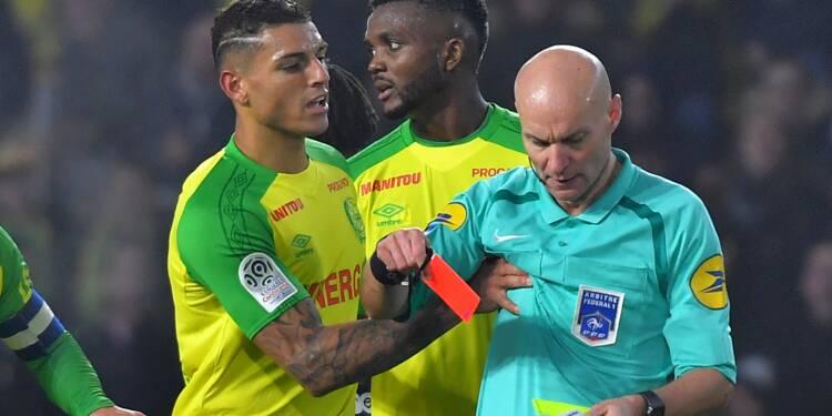 "Nantes-PSG: Diego Carlos ""blanchi"", pourra jouer le prochain match"
