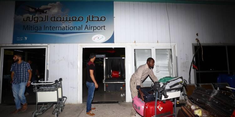 Libye: le trafic suspendu à l'aéroport de Tripoli en raison de combats