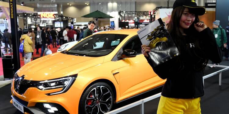 Les ventes mondiales du groupe Renault dopées par la Russie et l'Iran