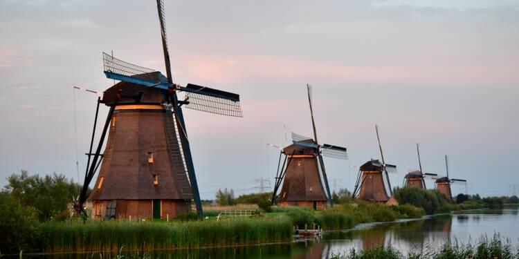 L'Unesco fait souffler un vent nouveau pour les moulins néerlandais