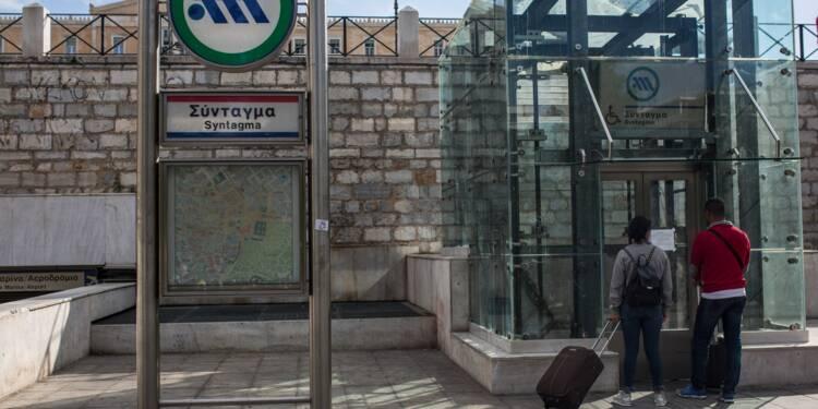 Grèce: nouveaux débrayages avant le vote de mesures demandées par les créanciers