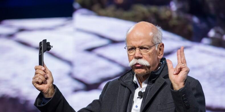 Daimler pas sûr de respecter les plafonds d'émissions de CO2 dans l'UE en 2021