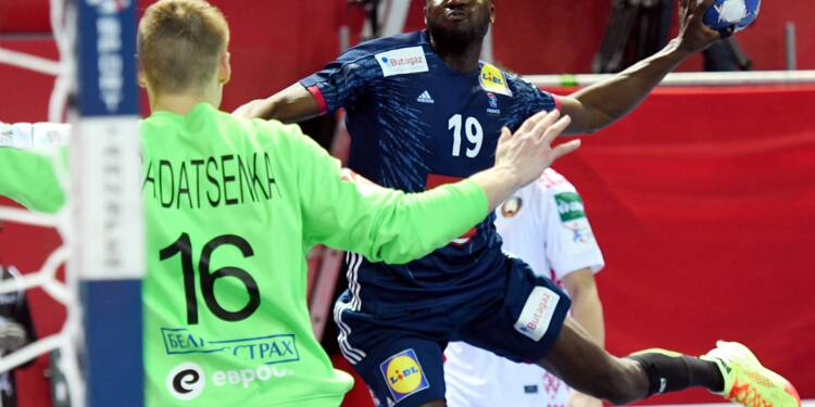 Hand: 3e victoire en trois matches pour les Bleus à l'Euro