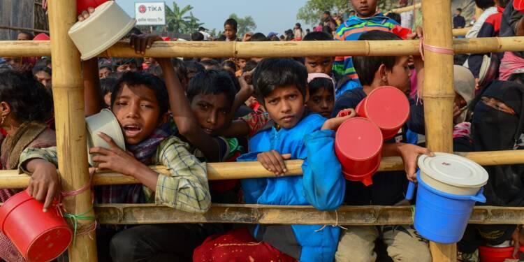 La Birmanie et le Bangladesh se donnent deux ans pour régler le retour des réfugiés rohingyas