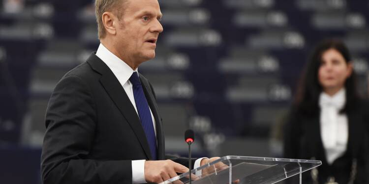 """Brexit: l'UE """"toujours ouverte"""" à un changement d'avis des Britanniques"""