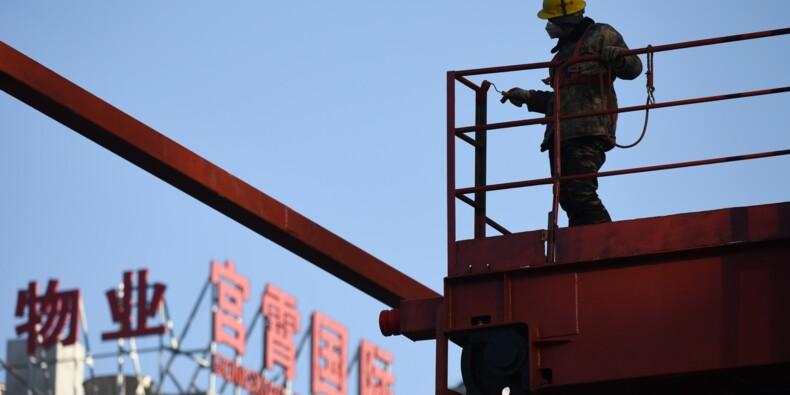 La Chine s'attend à un net sursaut de sa croissance en 2017