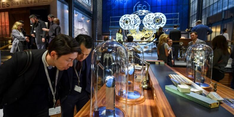 Les horlogers suisses se mettent à l'heure du numérique en Chine