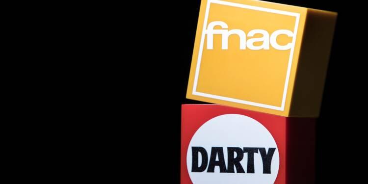 ZOOM Fnac Darty perd près de 7% après une opération financière sur ses titres