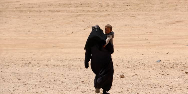 Familles de jihadistes en Syrie: plainte contre les autorités françaises pour détention arbitraire