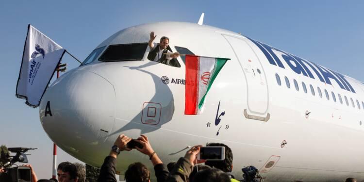 L'Iran prévient de possibles retards dans l'accord avec Airbus
