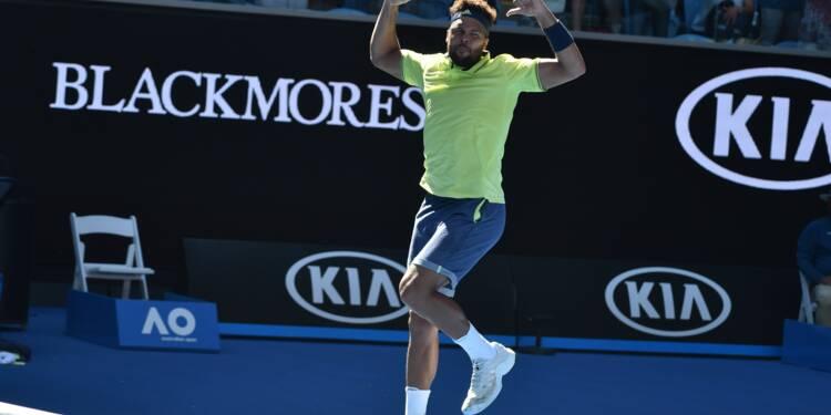 """Open d'Australie: un combat """"bon pour la confiance"""" de Tsonga"""