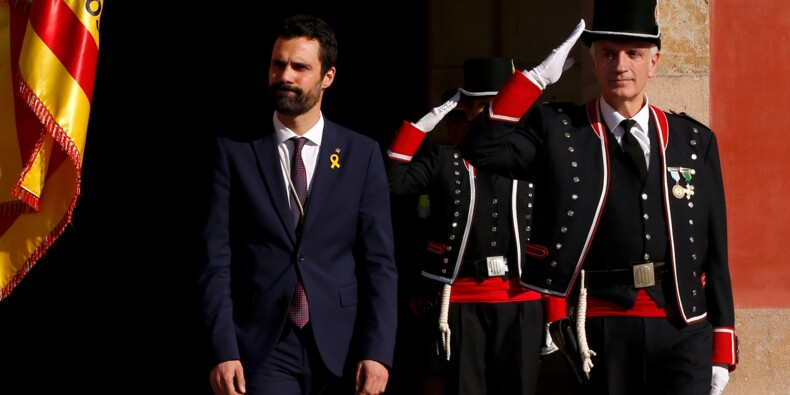 Catalogne: la confrontation avec Madrid pour l'investiture de Puigdemont commence