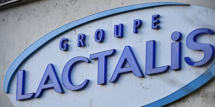 Lait contaminé: fin des perquisitions sur les sites de Lactalis