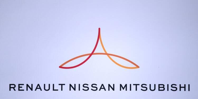 """Renault-Nissan: """"toutes les options"""" ouvertes, décision d'ici 2022"""