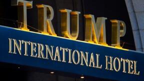 Un an après, Trump toujours indissociable de ses affaires
