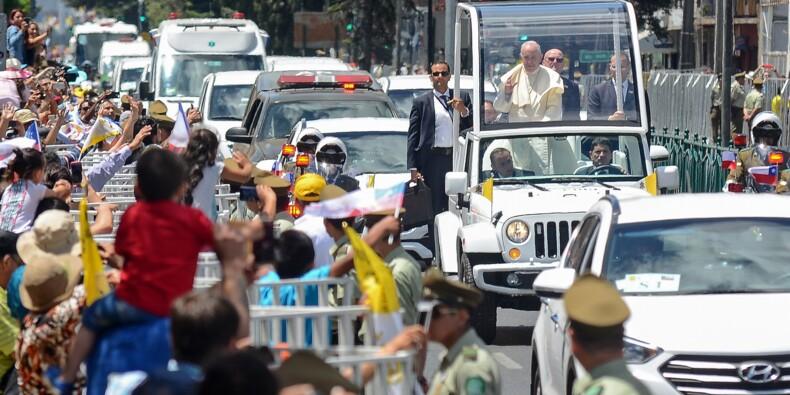 Devant les indigènes chiliens, le pape condamne le recours à la violence