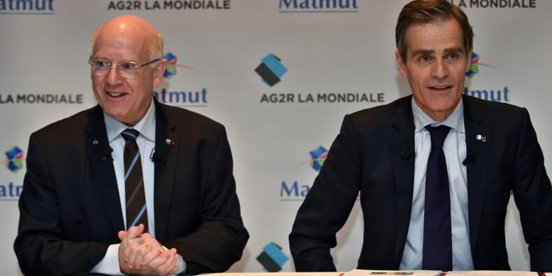 AG2R La Mondiale et Matmut s'unissent pour créer un nouveau poids lourd de l'assurance