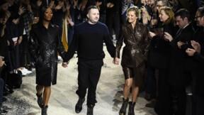 Mode: Kate Moss et Naomi Campbell sur le podium de Vuitton homme