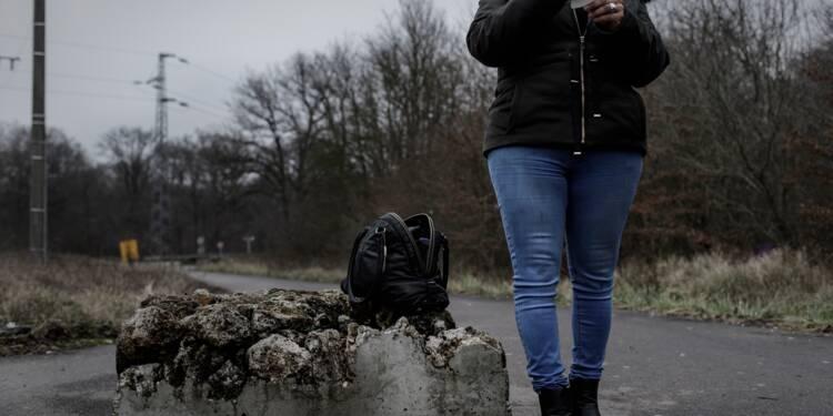 """En forêt de Sénart, les prostituées se disent """"traquées comme des délinquants"""""""