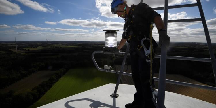 France: le gouvernement annonce des mesures pour lever les freins à l'éolien terrestre