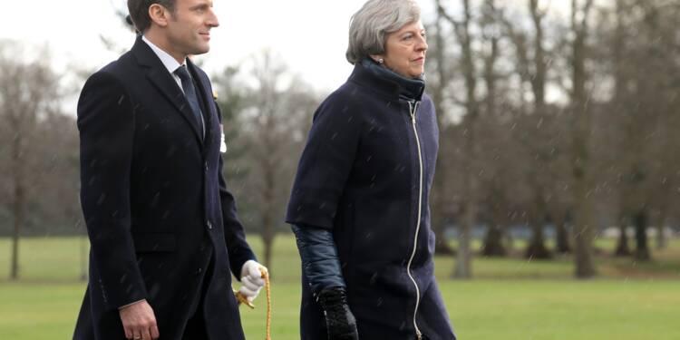 Ouverture du 35e sommet franco-britannique dominé par l'immigration et la défense