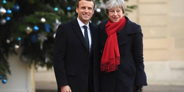 Macron au Royaume-Uni pour un nouveau traité sur la question des migrants