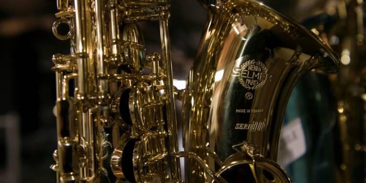Du laiton à la musique, naissance d'un saxophone Selmer
