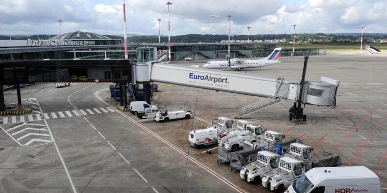 L'aéroport de Bâle-Mulhouse frôle les 8 millions de passagers, un nouveau record