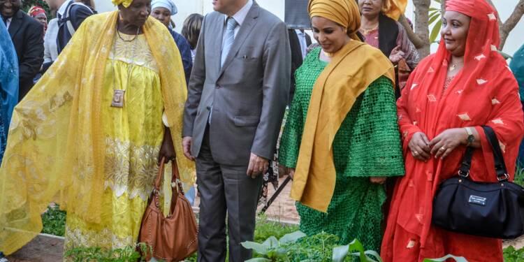 """Au Niger, """"une oasis"""" pour promouvoir l'entreprenariat des femmes"""