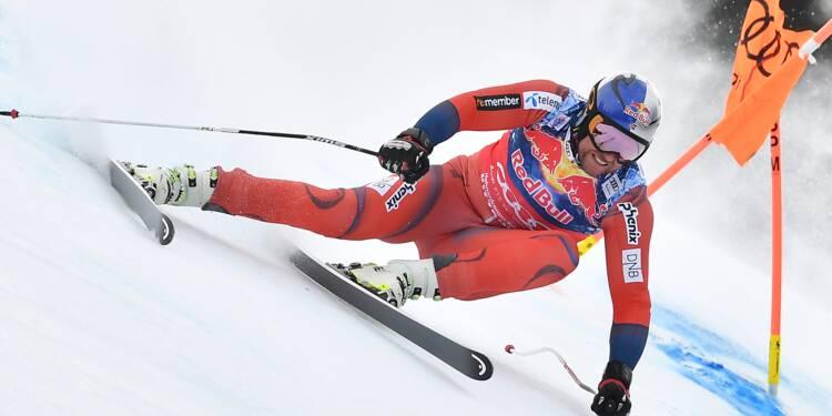 Ski: Svindal et Feuz, un compte à régler avec la Streif à Kitzbühel