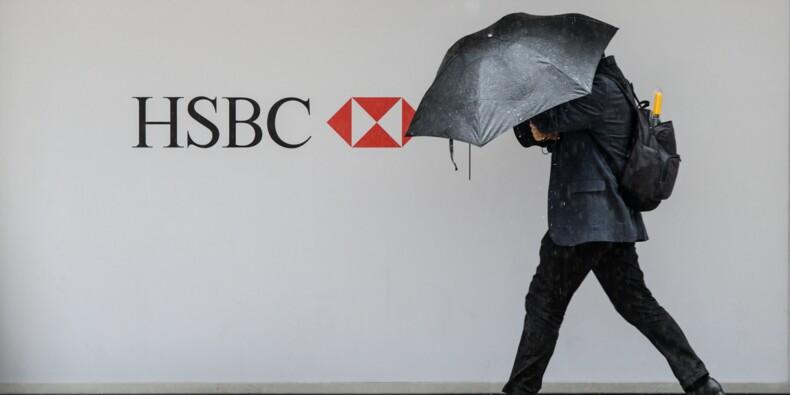 HSBC écope d'une amende de 100 millions de dollars aux Etats-Unis