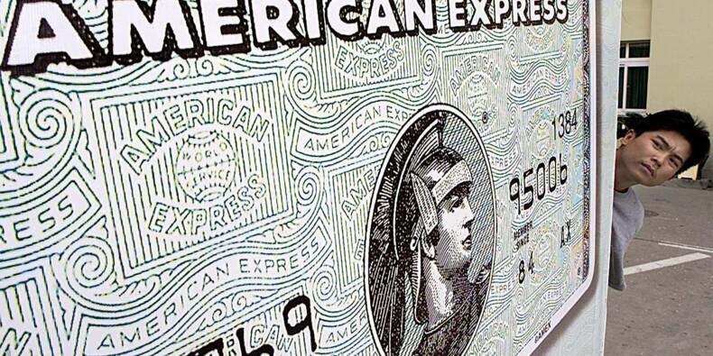 American Express dans le rouge, une première en près de 25 ans